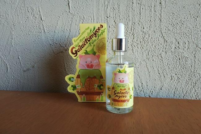 エリザベッカ ガラクトミセス醗酵濾過物100エッセンス商品とパッケージの写真