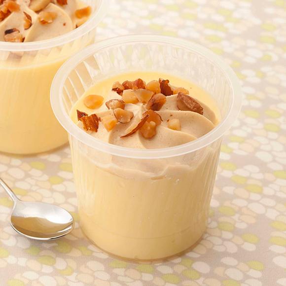 プリン キャラメルナッツクリームの商品画像