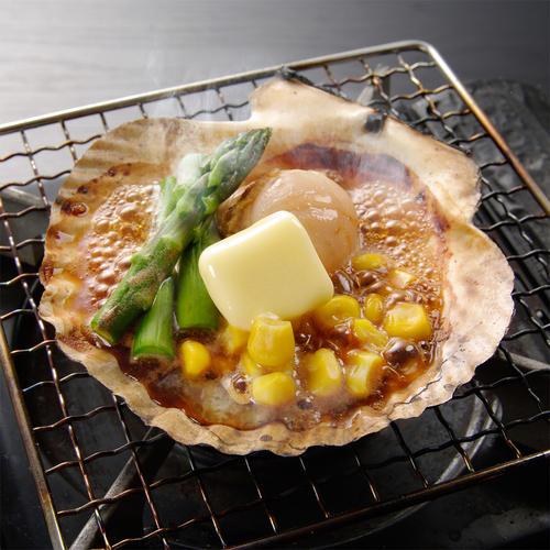 ホタテバター焼きの商品画像