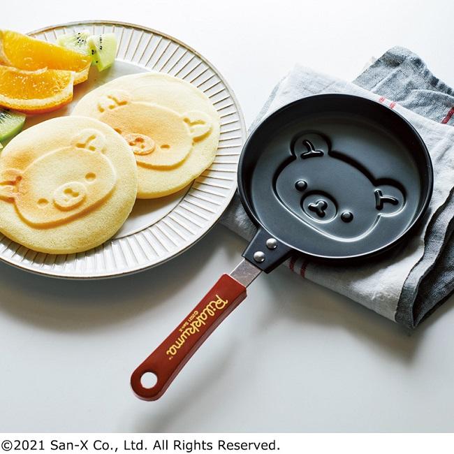 リラックマパンケーキパンの商品画像