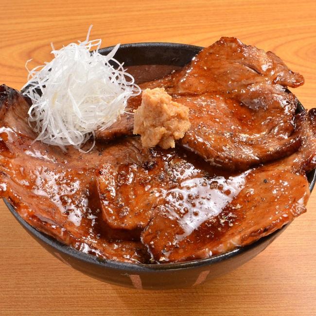 くまうしの豚丼の商品画像