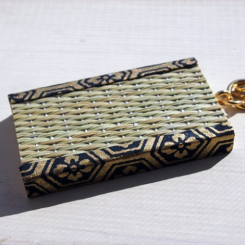 ミニチュア畳のキーホルダーの商品画像