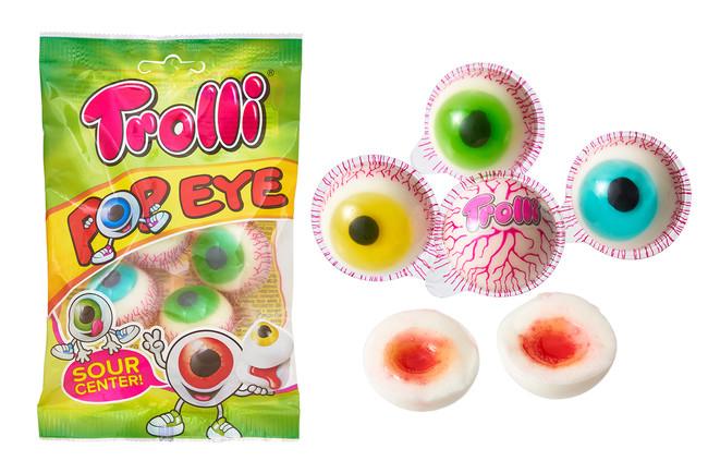 Trolli 目玉グミの商品画像